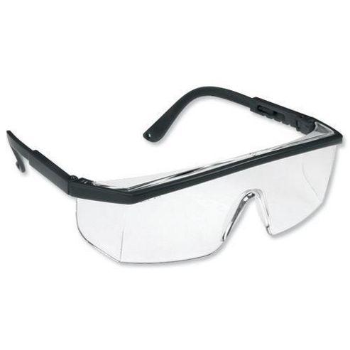 JSP KSP Wraparound Visispec Polycarbonate Clear Lens Protection Goggles