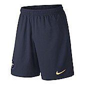 2014-15 Australia Nike Away Shorts (Navy) - Navy