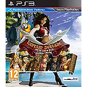 Captain Morgane and the Golden Turtle - PS3