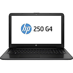 HP 250 G4, 15.6-inch Laptop, Core i3, Windows 10, 4GB RAM, 128GB SSD - Black