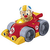 Fisher-Price Laugh And Learn Puppy Press N Go Car