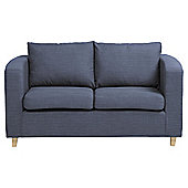Maison Small 2 seater Sofa Denim