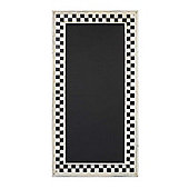 Parlane Large Distressed Wooden Chalk Board - 137 x 68.5cm