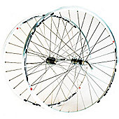 Wilkinson Omega / Tiagra 8/9 Speed 700C Silver Rear Wheel