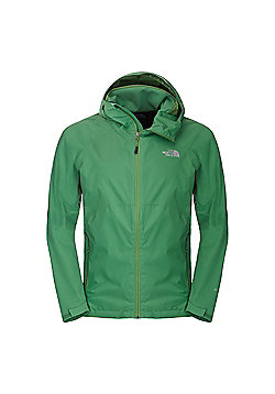 The North Face Mens Sequence Waterproof Jacket - Green