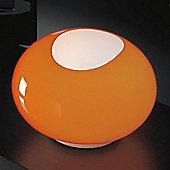 Lucente Noa Table Lamp - 36cm / Orange