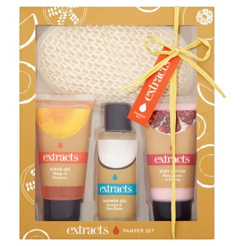 Extracts   Bath & Body Pamper Set