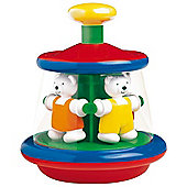 Galt Toys Ted And Tess Carousel