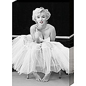 Marilyn Monroe Tutu Canvas, 40x50cm