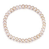 Jo for Girls Freshwater Pink Pearl Bracelet