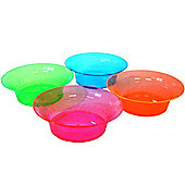 Plastic Bowls - 285ml, Pack of 20