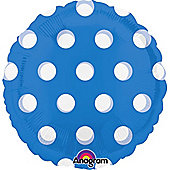 18' MagiColor Dots Blue (each)