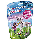 Playmobil Fairies Food Fairy & Unicorn 5440