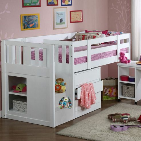Buy Childrens Neutron Cabin Bed From Our Mid Amp High