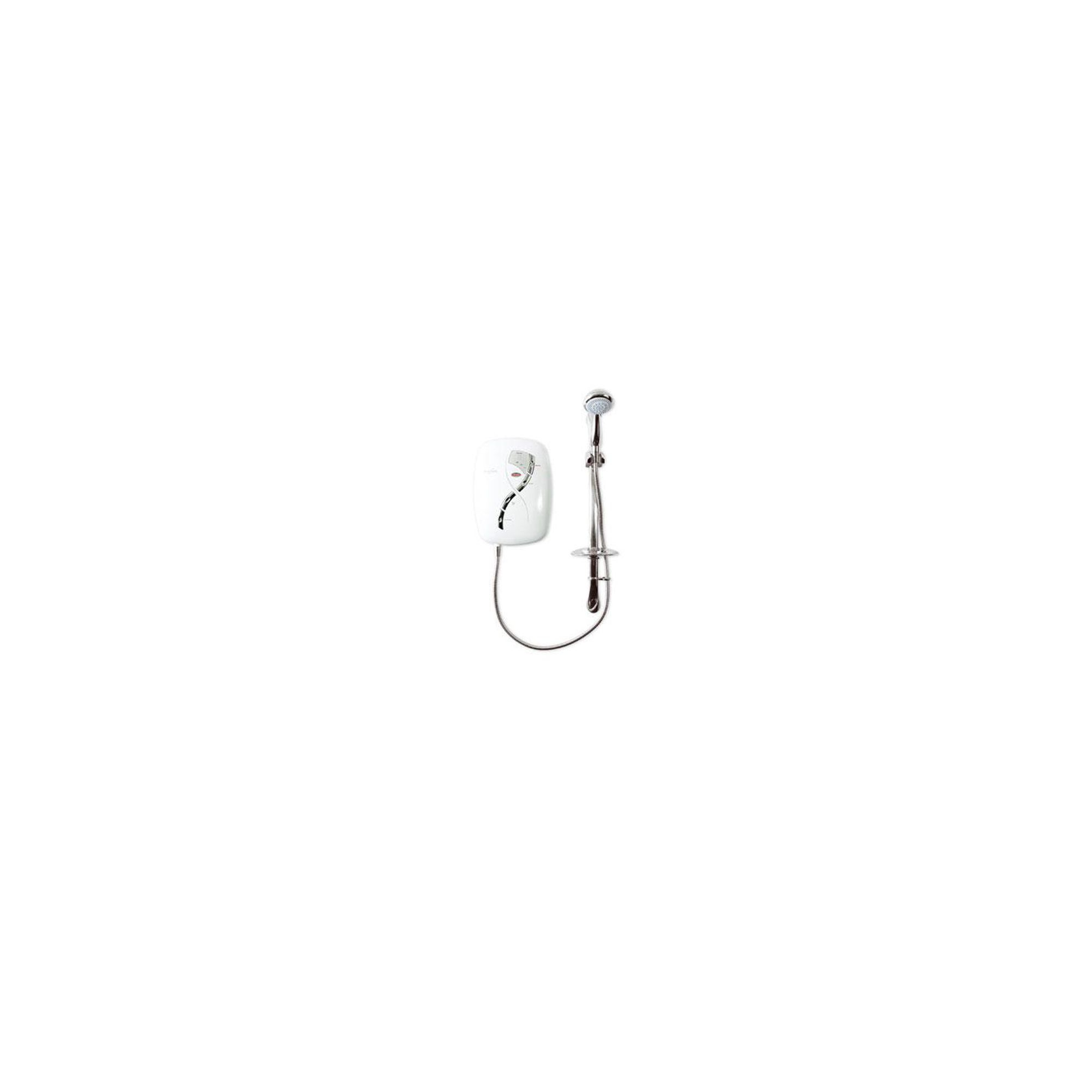 Redring Selectronic Shower Safe Electric Shower White/Chrome 8.5kW at Tesco Direct