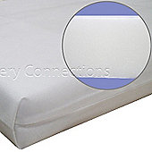 Nursery Connections Kidtech Ventilated Foam Cot Mattress 117 x 53cm