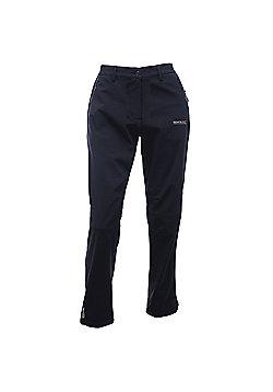 Regatta Ladies Geo Softshell II Trousers - Black