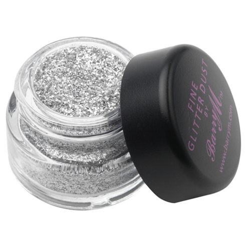 Barry M Fine Glitter Dust 4 - Silver