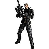 Deus Ex Play Arts Kai Lawrence Barrett - Action Figures