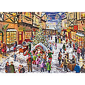 Christmas Limited Edition - The Christmas Grotto - 1000pc Puzzle