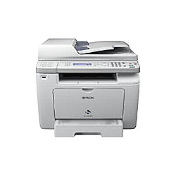 Epson WorkForce AL-MX200DWF (A4) Mono LED Multifunction Wireless Printer (Print/Copy/Scan/Fax) 256MB 30ppm 30,000 (MDC)