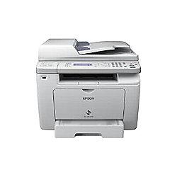 Epson WorkForce AL-MX200DWF (A4) Mono LED Multifunction Wireless Printer (Print/Copy/Scan/Fax) 256MB 30ppm 30,000 (MDC)