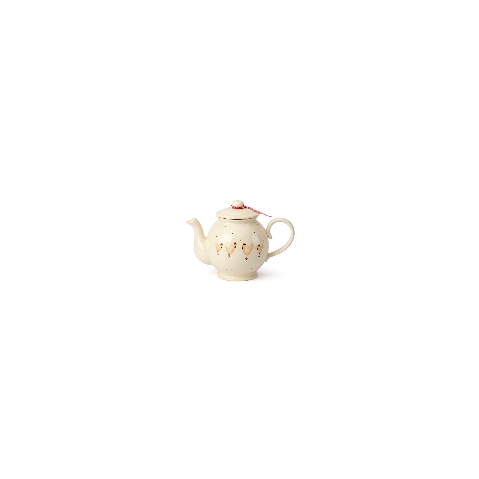 Happy Hen Teapot