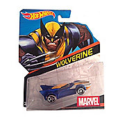 Hot Wheels Marvel Cars: Wolverine