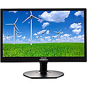 "Philips S-line 221S6LCB 54.6 cm (21.5"") LED Monitor - 16:9 - 5 ms"