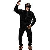 Budget Adult Gorilla Costume
