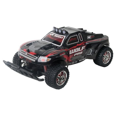 New Bright 1:12 Scale RC Wolf Pro