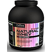 Reflex Nutrition - Natural Whey 2.27kg Chocolate