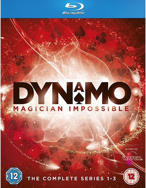 Dynamo: Magician Impossible Series 1-3 (Blu-Ray Boxset)