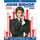 John Bishop Supersonic: Live at the Royal Albert Hall Blu ray