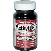 Jarrow Methylcobalamin B12 5000mcg 60 Lozenges