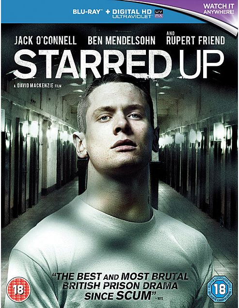 Starred Up Bd - Digital Uv