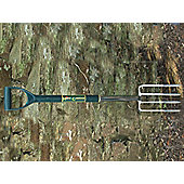 Home Gardener H24 Stainless Digging Fork