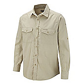 Craghoppers Mens Kiwi Long Sleeve Shirt - Beige