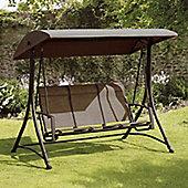 Suntime Havana Bronze 3 Seat Garden Swing
