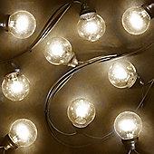 20 Galaxy Globe Warm White LED Lights