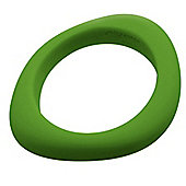 Jellystone Organic Teething Bangle in Peapod Green
