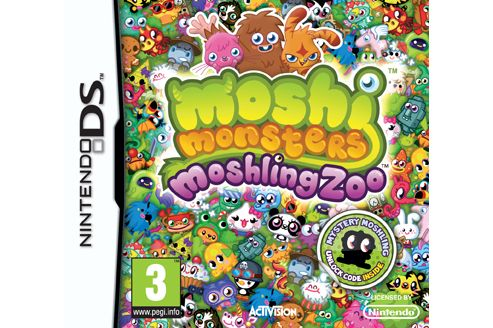 Moshi Monsters: Moshling Zoo Nintendo DS (Nintendo DS)