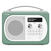 Pure Evoke D4 Mio Bluetooth DAB/FM Radio (Aloe)