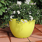 Farmet New Orione Round Pot - Green - 44cm H x 60cm W x 60cm D