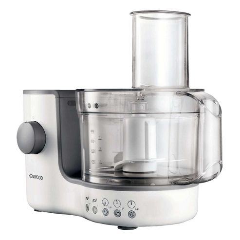 FP120 Compact Food Processor in White