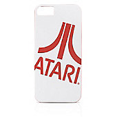 Gear4 Atari Logo Hard Case for Apple iPhone 5 - Red/White