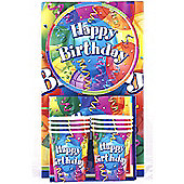 Brilliant Balloon Party Pack (25pk)