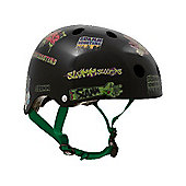 SFR Essentials Slamm Black Sticker Helmet