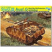 Dragon 6578 Stug Iii Ausf G May 1943 Prod 1:35 Military Smart Model Kit