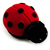 Happy Ladybug Box for Rings